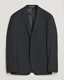 Edmund Blazer Super 120´s Wool Black