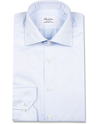 Stenströms Fitted Body Shirt Blue