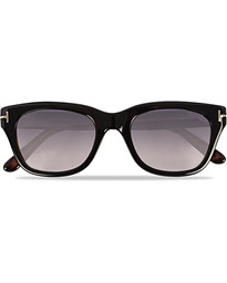 Snowdon FT0237 Sunglasses Black