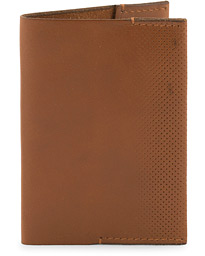 TG1873 Passport Cover Cognac