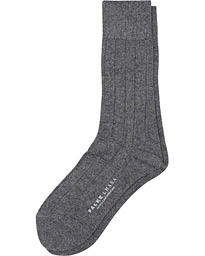Lhasa Cashmere Socks Light Grey