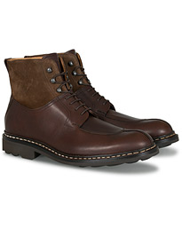 Heschung Ginkgo Boot Moro Brown Calf/Brown