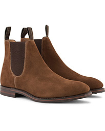 Loake 1880 Chatsworth Chelsea Boot Brown Suede