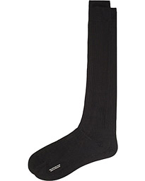 Baffin Silk Long Sock Black