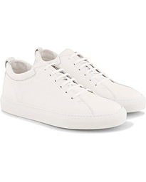 Tarmac Sneaker All White Leather
