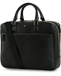 Sartorial Document Case Small Black