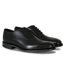 Loake 1880 Aldwych Single Dainite Oxford Black Calf