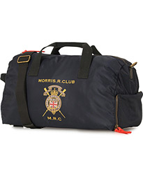 Morris Gym Nylon Bag Navy
