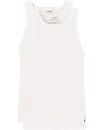 Polo Ralph Lauren 2-Pack Classic Tank White