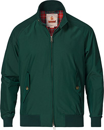 G9 Original Harrington Jacket Racing Green