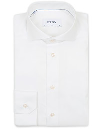 Eton Slim Fit Twill Cut Away Shirt White 56add153b263c
