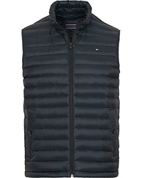 2d10e6551bd Tommy Hilfiger Lightweight Down Vest Sky Captain