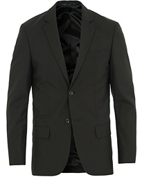 Filippa K Rick Cool Wool Blazer Black