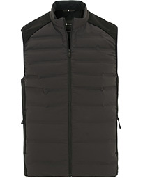 Race Down Stretch Vest Phantom Grey