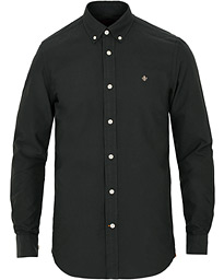 Oxford Solid Shirt Black