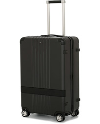 Trolley Small/Medium 4 Wheels Black