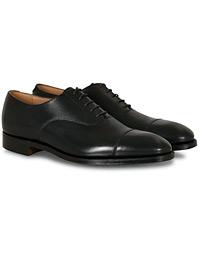 995386e02d3 Crockett & Jones Connaught Oxford Black Calf