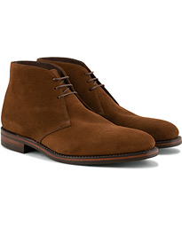 Pimlico Chukka Boot Brown Suede