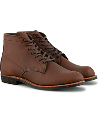 d949df25205 Red Wing Shoes Merchant Laced Boot Amber Harness Leather