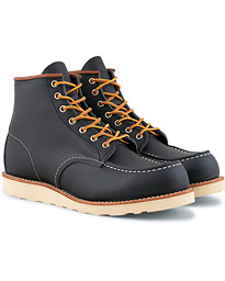 Moc Toe Boot Navy Portage Leather