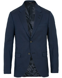 Tiger of Sweden Jamonte Wool Stretch Blazer Country Blue