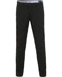 Polo Ralph Lauren Tailored Slim Fit Stretch Hudson Chinos Black a2d3c81a60c9b
