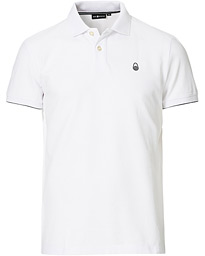 Bowman Polo White
