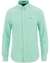 GANT Slim Fit Oxford Shirt Blarney Green 740cf117be8b1