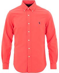 3ee6c8a68a42c1 Polo Ralph Lauren Slim Fit Garment Dyed Oxford Shirt Cactus Flower
