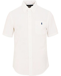 Polo Ralph Lauren Slim Fit Seersucker Short Sleeve Shirt White 069d68aab10