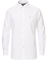 Tailored Fit Oxford 3 Shirt White