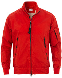 C.P. Company Garment Dyed Nyfoil Jacket High Risk Red 9e51fc3116d67