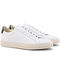 Common Projects Retro Achilles Sneaker White Calf 91ebe91ef2b2c