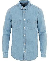 Tiger of Sweden Jeans Sid Jeans Shirt Light Wash 0d3a78c8985a9