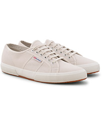 Superga Canvas Sneaker Grey Seashell