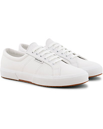 cheap for discount c68ad e79e3 Superga Nappa Sneaker White