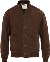 Valstar Valstarino Suede Jacket Dark Brown 188acbd0e5d71