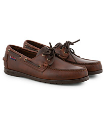 Endeavor Boat Shoe Brown