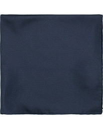 Handkercheif Silk Navy