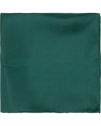 Handkercheif Silk Green