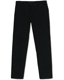 Slim Fit Chino Black