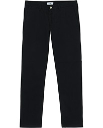 Marco Slim Fit Stretch Chinos Black