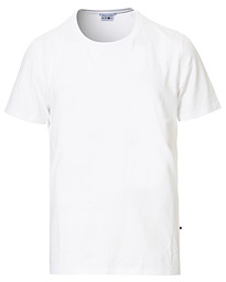 Pima Crew Neck Tee White