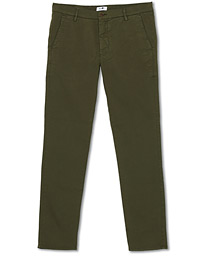 Joe Skinny Fit Stretch Chinos Army Green