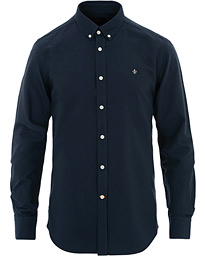 Oxford Solid Shirt Navy