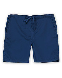 Cleverly Laundry Washed Cotton House Shorts Navy