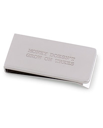 Paul Smith Quote Moneyclip Copper