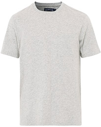 Vilebrequin Pocket Tee Gris Chiné