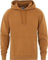 J.Crew Classic French Terry Hoody Vintage Brandy