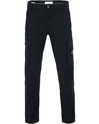 Calvin Klein Jeans Skinny Washed Cargo Pants Black